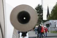 Kirchturm im Galileoscope