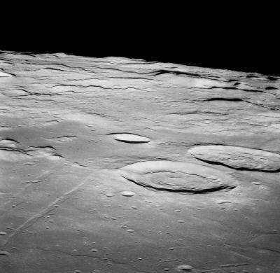 Sabine und Ritter von Apollo 11, Orbit