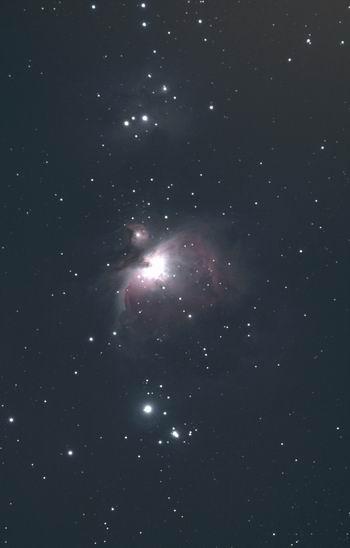 Messier 42, 30 Minuten
