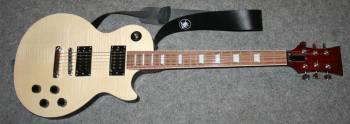 Neue Gitarre, komplett