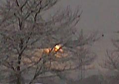 Sonne am 09.12.2010