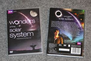 DVD: Wonders of the Solar System