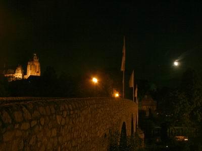 MoFi über der Altstadt Wetzlars